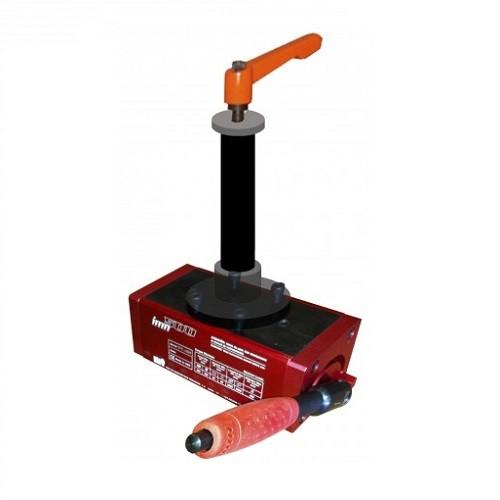 base magnetica per maschiatrici pneumatici