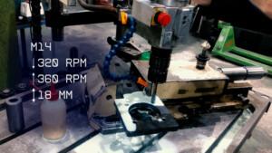 LASER THREADING with RHG-M30-36-39